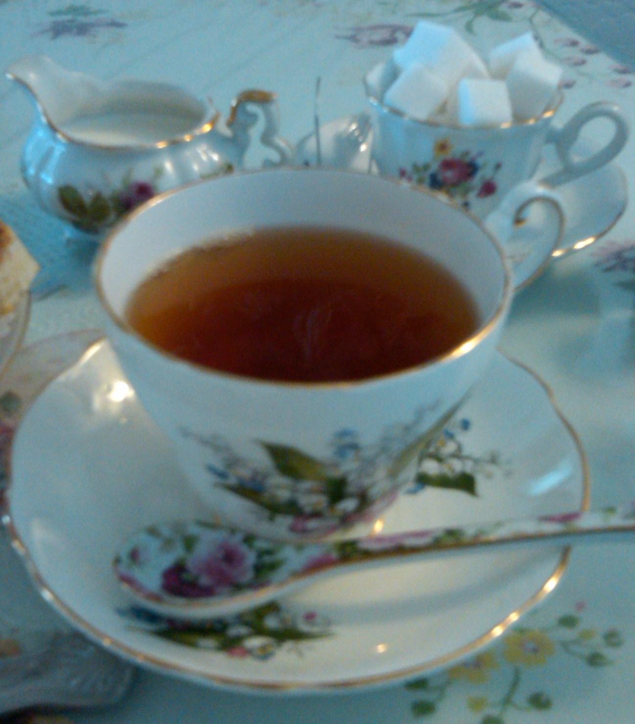 Gooseberries Tea Room Phoenix